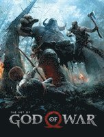 The Art Of God Of War (inbunden)