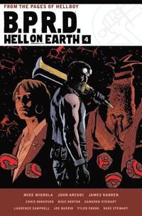 B.p.r.d. Hell On Earth Volume 4 (inbunden)