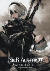 Nier: Automata World Guide Volume 1 (inbunden)