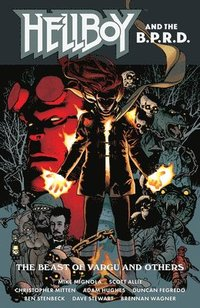 Hellboy And The B.p.r.d.: The Beast Of Vargu And Others (häftad)
