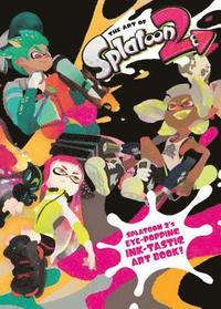 The Art Of Splatoon 2 (inbunden)