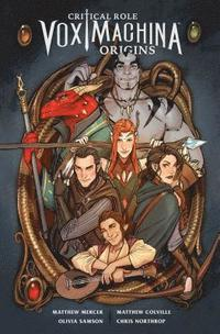 Critical Role Vox Machina (häftad)