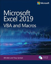 Microsoft Excel 2019 VBA and Macros (häftad)