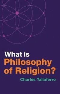 What is Philosophy of Religion? (häftad)