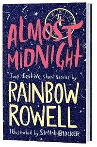 Almost Midnight: Two Festive Short Stories (inbunden)