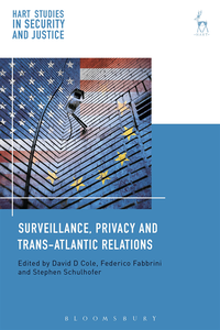 Surveillance, Privacy and Trans-Atlantic Relations (e-bok)