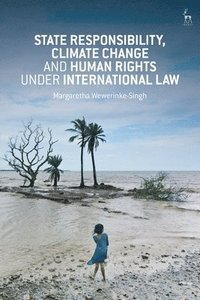 State Responsibility, Climate Change and Human Rights under International Law (inbunden)