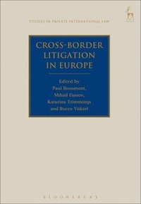 Cross-Border Litigation in Europe (häftad)