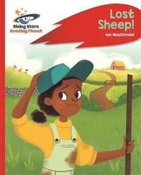 Reading Planet - The Lost Sheep - Red C: Rocket Phonics (häftad)