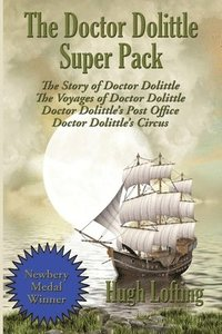 The Doctor Dolittle Super Pack (häftad)