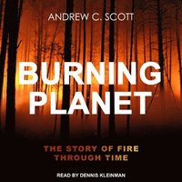Burning Planet (cd-bok)