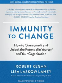 Immunity to Change (cd-bok)