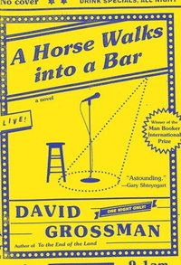 Cover A Horse Walks into a Bar