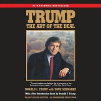 Trump: The Art of the Deal (cd-bok)