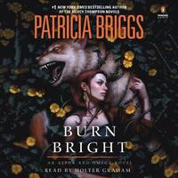 Burn Bright (cd-bok)