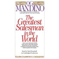 The Greatest Salesman in the World (cd-bok)
