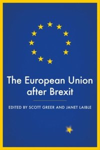 European Union after Brexit (e-bok)