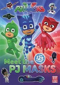 PJ Masks: Meet the PJ Masks! (häftad)