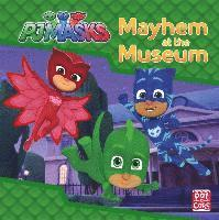 PJ Masks: Mayhem at the Museum (inbunden)