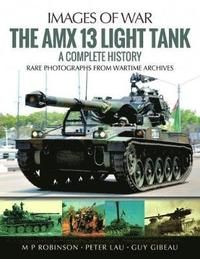 The Amx 13 Light Tank (häftad)