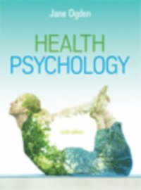 EBOOK: Health Psychology, 6e (e-bok)