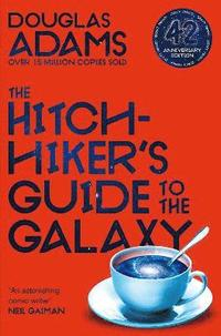 The Hitchhiker's Guide to the Galaxy (häftad)