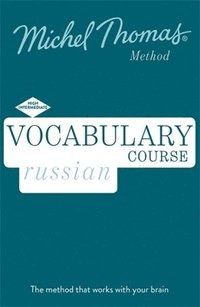 Russian Vocabulary Course New Edition (Learn Russian with the Michel Thomas Method) (cd-bok)