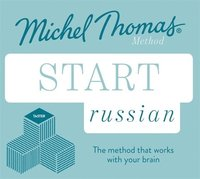 Start Russian New Edition (Learn Russian with the Michel Thomas Method) (cd-bok)