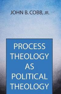 Process Theology as Political Theology (häftad)