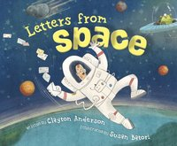 Letters from Space (inbunden)