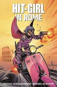 Hit-Girl Volume 3: In Rome (häftad)