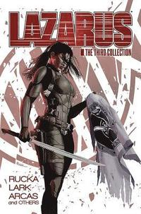 Lazarus: The Third Collection (inbunden)