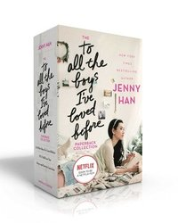 To All The Boys I'Ve Loved Before Paperback Collection (häftad)