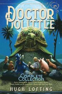 Doctor Dolittle The Complete Collection, Vol. 4 (häftad)
