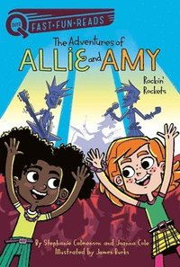 Rockin' Rockets: The Adventures of Allie and Amy 2 (häftad)