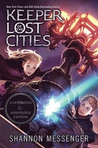Keeper of the Lost Cities Illustrated & Annotated Edition: Book One (häftad)