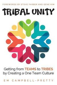 Tribal Unity: Getting from Teams to Tribes by Creating a One Team Culture (häftad)