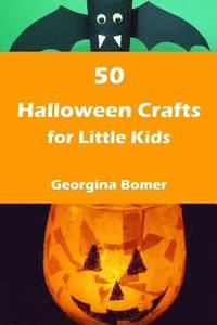 50 Halloween Crafts for Little Kids (häftad)