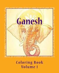 Ganesh - colorings (häftad)