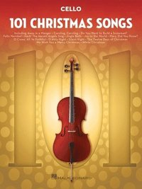 101 Christmas Songs: For Cello (häftad)