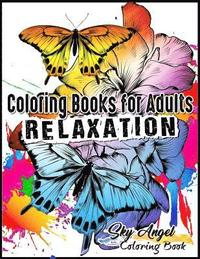 coloring books for adults relaxation butterflies and flowers designs butterfly garden coloring book patterns - Butterfly Garden Book