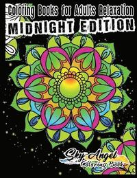 Coloring Books For Adults Relaxation Mandala Coloring Books For Adults Adult Coloring Books Mandala Designs Mystical Mandala Coloring Books For Re