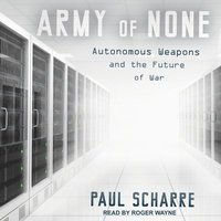 Army of None (cd-bok)