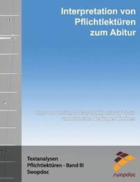 Interpretation Von Pflichtlekturen Zum Abitur Schulerwerke Zu Faust
