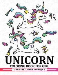 Unicorn Coloring Book For Girls A Super Cute Kawaii Manga And