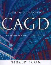Curves and Surfaces for CAGD (inbunden)