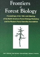 Frontiers of Forest Biology (häftad)
