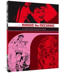 Love And Rockets: Maggie The Mechanic (häftad)