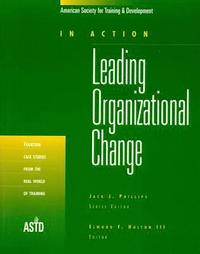 Leading Organizational Change (häftad)