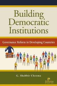 Building Democratic Institutions (häftad)